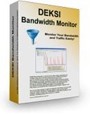 Bandwidth Monitoring software